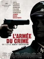 PROJECTION L'armée du Crime, de Robert Guédiguian